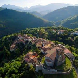 Agriturismo a Fosciandora in Garfagnana, Toscana
